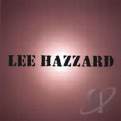 Hazzard, Lee - Lee Hazzard CD Cover Art