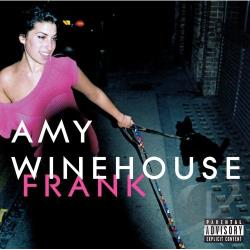 Winehouse, Amy - Frank CD Cover Art