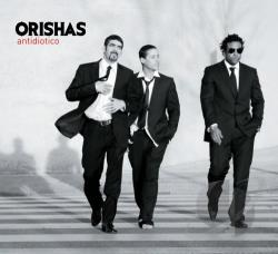 Orishas - Antidiotico CD Cover Art