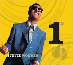 Wonder, Stevie - Stevie Wonder: Number 1's CD Cover Art