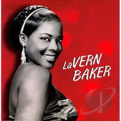 Baker, La Vern - Her Best LP Cover Art