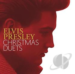 Presley, Elvis - Christmas Duets CD Cover Art