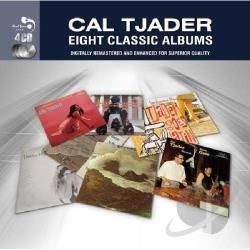 Tjader, Cal - Eight Classic Albums CD Cover Art
