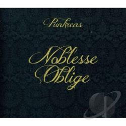 Punkreas Noblesse Oblige Cd Album