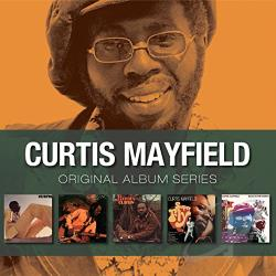 Mayfield, Curtis - Original Album Series CD Cover Art