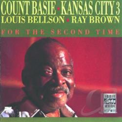 Basie, Count - For the Second Time CD Cover Art