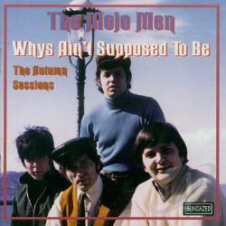 Mojo Men - Whys Ain't Supposed To Be: The Autumn Sessions CD Cover Art