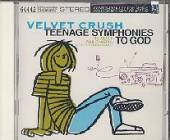 Velvet Crush - Teenage Symphonies To God CD Cover Art
