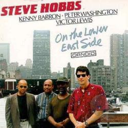 Hobbs, Steve - Lower East Side CD Cover Art