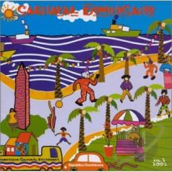 Carnaval Dominicano CD Cover Art