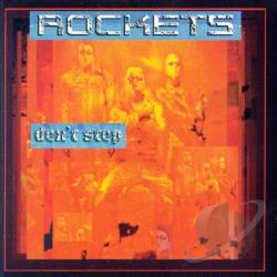 Rockets (France) - Don't Stop CD Cover Art
