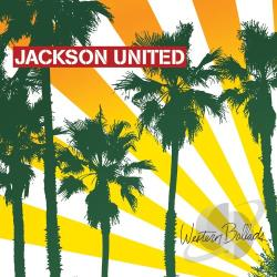 Jackson United - Western Ballads CD Cover Art