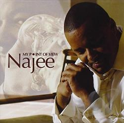 Najee - My Point Of View CD Cover Art