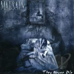 Malsain - They Never Die CD Cover Art