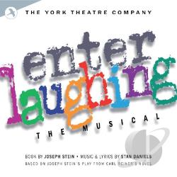 Original Cast (York Theater) - Enter Laughing CD Cover Art