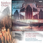 Lawrence, Doug - Bamboo Organ CD Cover Art