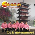 Samuray - De Ti Me Enamore CD Cover Art