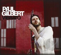 Gilbert, Paul - Vibrato CD Cover Art
