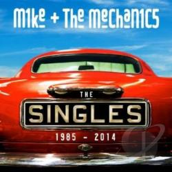 Mike + the Mechanics - Singles: 1985-2014 CD Cover Art