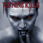 Ice Nine Kills - Predator Becomes the Prey CD Cover Art