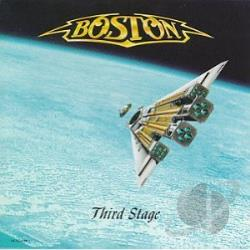 Boston - Third Stage CD Cover Art