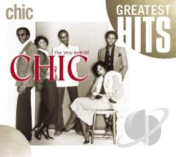 Chic - Very Best of Chic CD Cover Art