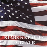 Americana Series - Stars and Stripes Forever CD Cover Art