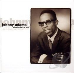 Adams, Johnny - Absolutely The Best CD Cover Art