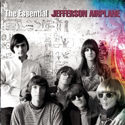 Jefferson Airplane - Essential Jefferson Airplane CD Cover Art