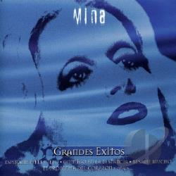 Mina - Serie de Oro: Grandes Exitos CD Cover Art