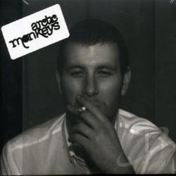 Arctic Monkeys - Whatever People Say I Am That's What I'm Not CD Cover Art