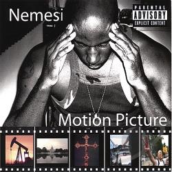 Nemesi - Motion Picture CD Cover Art
