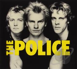Police - Police CD Cover Art