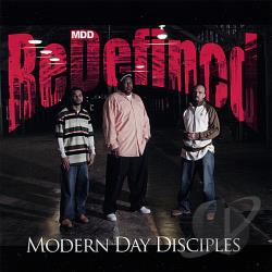 Modern Day Disciples - Redefined CD Cover Art
