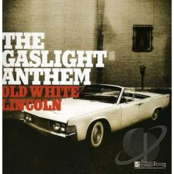 Gaslight Anthem - Old White Lincoln LP Cover Art