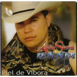 Sierra, Aldo - Piel De Vibora CD Cover Art