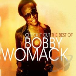 Womack, Bobby - Check It Out: The Best of Bobby Womack CD Cover Art