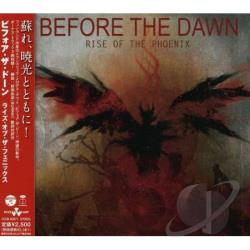 Before The Dawn - Rise of the Phoenix CD Cover Art