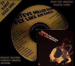 Miller, Steve - Fly Like An Eagle CD Cover Art