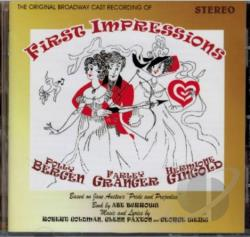First Impressions CD Cover Art
