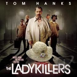 Ladykillers: Music From The Mo - Ladykillers CD Cover Art