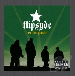 Flipsyde - We the People CD Cover Art