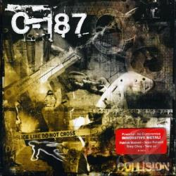 C-187 - Collision CD Cover Art
