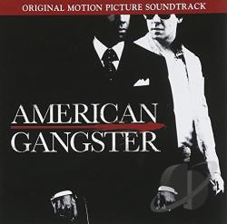 American Gangster CD Cover Art