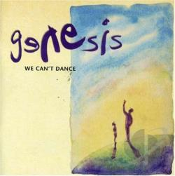 Genesis - We Can't Dance CD Cover Art