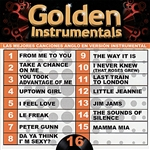 Yoyo International Orchestra - Vol. 16 - Golden Instrumentals CD Cover Art