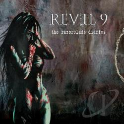 Revel 9 - Razorblade Diaries CD Cover Art