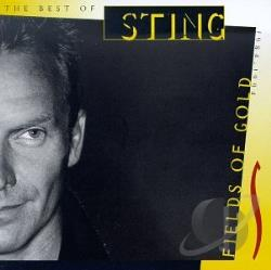 Sting - Fields of Gold: The Best of Sting 1984-1994 CD Cover Art