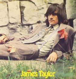 Taylor, James - James Taylor CD Cover Art