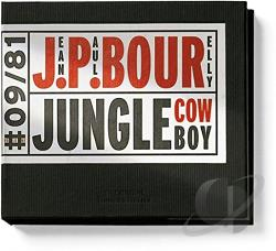 Bourelly, Jean-Paul - Jungle Cowboy CD Cover Art